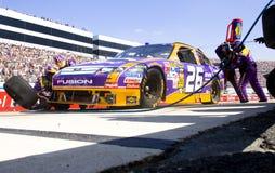 NASCAR: May 31 Autism Speaks 400 royalty free stock image