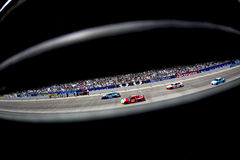NASCAR: May 15 AAA 400 Benefiting Autism Speaks Royalty Free Stock Photography