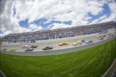 NASCAR: May 15 AAA 400 Benefiting Autism Speaks Stock Image