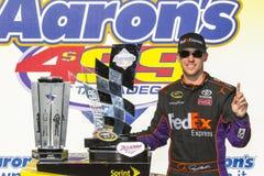 NASCAR:  May 04 Aaron's 499 Royalty Free Stock Photo