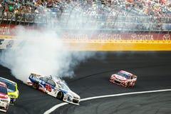 NASCAR:  May 24 Coca-Cola 600 Royalty Free Stock Photo