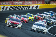 NASCAR:  May 24 Coca-Cola 600 Royalty Free Stock Image