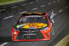 NASCAR: May 29 Coca-Cola 600. Concord, NC - May 29, 2016: Martin Truex Jr. (78) wins the the Coca-Cola 600 at the Charlotte Motor Speedway in Concord, NC royalty free stock images