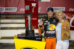 NASCAR: May 29 Coca-Cola 600 Royalty Free Stock Photography