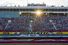 NASCAR:  May 24 Coca-Cola 600 Royalty Free Stock Photography