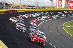 NASCAR: May 28 Coca Cola 600 Stock Image