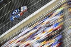 NASCAR: May 26 Coca-Cola 600. May 26, 2019 - Concord, North Carolina, USA: Ricky Stenhouse, Jr 17 races off the turn during the Coca-Cola 600 at Charlotte Motor royalty free stock image