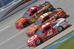 NASCAR:  May 03 GEICO 500 Stock Photo
