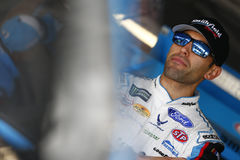 NASCAR: May 12 Go Bowling 400 Stock Photo