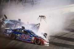 NASCAR: May 13 Go Bowling 400 Royalty Free Stock Image