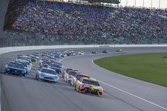 NASCAR: May 13 Go Bowling 400 Stock Photo
