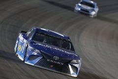 NASCAR: May 13 Go Bowling 400 Stock Photos