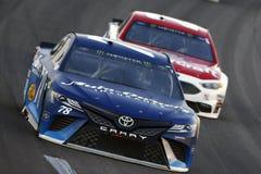 NASCAR: May 13 Go Bowling 400 Royalty Free Stock Images