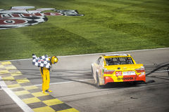 NASCAR:  May 07 GoBowling 400 Royalty Free Stock Image