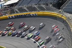 NASCAR:  May 28 Hisense 300 Royalty Free Stock Photography