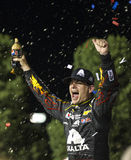 NASCAR:  May 10 5-hour Energy 400 Benefiting Special Operations Royalty Free Stock Images