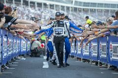 NASCAR: May 19 Monster Energy All-Star Race royalty free stock photo