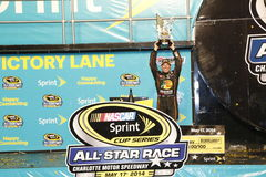NASCAR:  May 18 Sprint All Star Royalty Free Stock Images