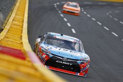 NASCAR: 26 mei Alsco 300 Royalty-vrije Stock Afbeelding