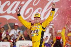 NASCAR: 27 mei Coca-Cola 600 Stock Afbeelding