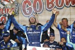 NASCAR: 13 mei gaat Werpende 400 Royalty-vrije Stock Fotografie