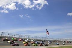 NASCAR: 03 mei GEICO 500 Stock Fotografie