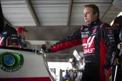 NASCAR: 04 mei OneMain Financiële 200 stock afbeeldingen