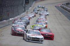 NASCAR: Mei 04 Verenigde Staalgebouwen 200 stock foto's
