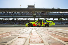 NASCAR:  Menard's Ford Allstate 400 Royalty Free Stock Photography