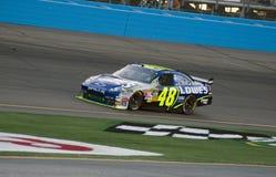 NASCAR Metro Verse 500 Royalty-vrije Stock Afbeeldingen