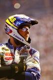 NASCAR - miembro de equipo de hueco de #48 Johnson Imagen de archivo libre de regalías
