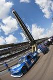 NASCAR: Miller Lite Dodge Allstate 400 stock photography