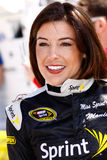 NASCAR - Miss Sprint Cup Monica Palumbo Stock Photography