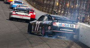 NASCAR:  Mobil 1 Dodge Allstate 400 Stock Photo