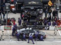 NASCAR : Mobile 500 du 19 avril Samsung Photos stock