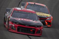 NASCAR: Mondo di campeggio 400 del 30 giugno fotografie stock libere da diritti