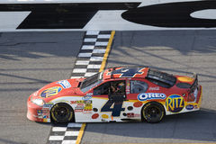 NASCAR Nationwide Series DRIVE4COPD 300 Royalty Free Stock Images