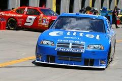 NASCAR - Newman en Kahne Royalty-vrije Stock Foto