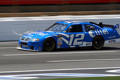 NASCAR - Newman en Lowes Imagenes de archivo