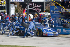 NASCAR:  Nov 06 O'Reilly Auto Parts Challenge Stock Images