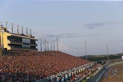 NASCAR: 22 nov. FORD EcoBoost 400 Stock Afbeelding