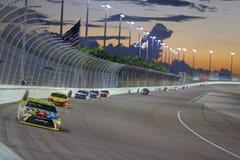 NASCAR: 22 nov. FORD EcoBoost 400 Royalty-vrije Stock Foto's
