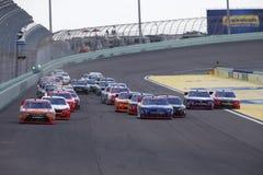 NASCAR: 19 nov. Ford EcoBoost 300 Stock Foto