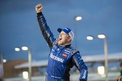 NASCAR:  Nov 21 Ford Ecoboost 300 Royalty Free Stock Photos