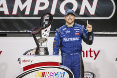 NASCAR:  Nov 21 Ford Ecoboost 300 Stock Photo
