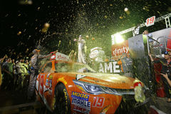 NASCAR: Nov 19 Ford EcoBoost 300 Royalty Free Stock Photography