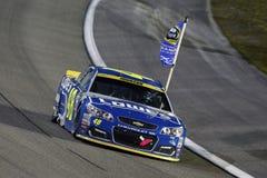 NASCAR: Nov 20 Ford EcoBoost 400 Stock Photo