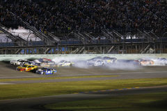NASCAR: Nov 20 Ford EcoBoost 400 Royalty Free Stock Image