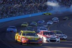 NASCAR: 13 nov. kunnen-Am 500k Royalty-vrije Stock Afbeelding