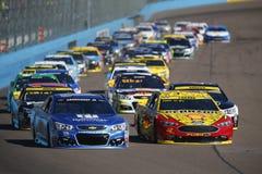 NASCAR: 13 nov. kunnen-Am 500k Stock Afbeelding